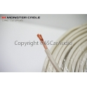 สายลำโพง Monster XP Navajo White (NW) Compact Speaker Cable MKII ขนาด 12AWG